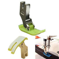 2X  Industrial Sewing Machine Teflon Foot Heavy Brother Singer Janome Toyota Pip