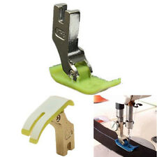 2pcs Industrial Sewing Machine Teflon Foot Heavy Brother Singer Janome Toyota TQ