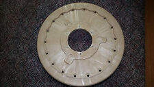 """Nylogrit 19"""" rotary floor brush scrubber  18/500/30 41991-00 light grit"""