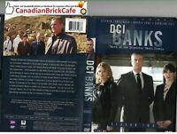 DCI Banks: Season Two (DVD, 2014, 2-Disc Set)