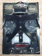 Rizoma Ducati Monster 696 License Plate Kit PT507B