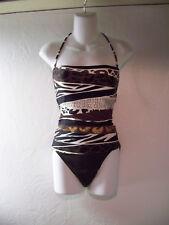 f214f5965e Sessa Tankini Swimsuit Top & Caribbean Joe High Leg Bottom M Size 10