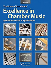KJOS W43PR Excellence in Chamber Music - Percussion