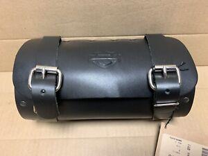 Harley Davidson Leather Tool Roll Dyna 91714-97