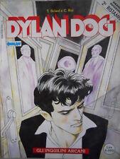 Dylan Dog - Fuori serie GLI INQUILINI ARCANI  ed. Comic Art [G321] - 2°Ristampa