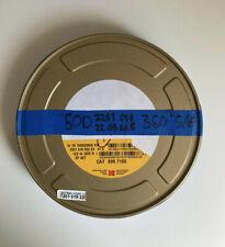 Kodak Vision 3 7201 50D 16mm Film stock / 360' Feet Short End  / Expired