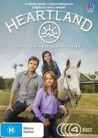 Heartland Complete Ninth Series 9 Nine DVD NEW Region 4