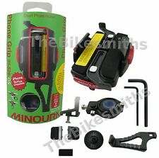 MINOURA iH-520-OS PHONE CASE HB MOUNT Bike 27.2-35mm iPhone Android Cell Holder