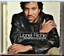CD Lionel Richie Definitive Collection Hits Hello Penny Lover Three Times a Lady