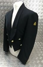 Genuine British Royal Navy RN Issued PO Officers Mess Dress Ceremonial Jacket