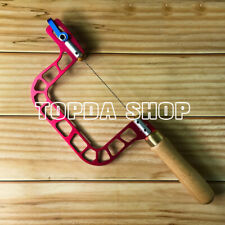 Aviation aluminum wire saw pull flower saw jig saw woodworking diy professional