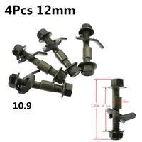 4Pcs Four Wheel Alignment Camber Bolt 10.9 Eccentric Screw 12mm Car Repair Parts