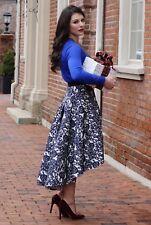NEW Anthropologie Vespertine Hi-Lo Skirt Size 10