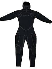 Hollis Mens NeoTek 8/7/6mm Semidry Dive Drysuit - Small