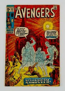 Avengers #85 First Squadron Supreme Appearance 1st App Hot Loki Key No Reserve!!