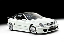 "Kyosho Mercedes CLK DTM AMG ""Street version"" Cabriolet White 1:18*Back in Stock*"