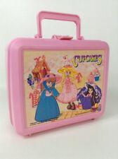 VINTAGE 1991 Aladdin Tonka Kenner Cupcakes Plastic Lunchbox