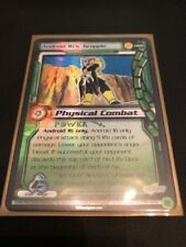 Dragon Ball Z CCG Android 16's Grapple M26!! Movie 7 Promo!!