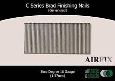 C Series Brad Finishing Nails (Galvanised) - Length: 45mm - Box: 5000 Nails