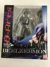 Bandai Action Figure D-Arts Digimon Tamers Beelzemon Lord Biker used