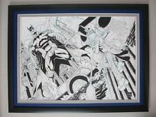 Batman: The Dark Knight (Original Art) 2013 Wrap-Around Cover - Ethan Van Sciver Comic Art