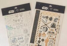 Star Wars Nail & Body Tattoos Love and Madness Includes Over 40 Tattoos! Nwt
