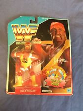 1990 Hasbro WWF Hulk Hogan ( Hulkster Hug) Figure