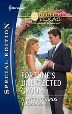 Fortune's Unexpected Groom (Harlequin Special Edition)