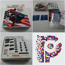 World Cup USA 94 A Oro nos juego para Commodore Amiga Computer probado y en funcionamiento