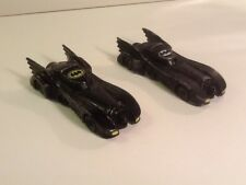 Ertl Two Batmobiles Dc Comics Inc. 1989 & 1992