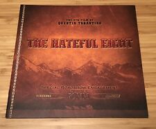 "NEW TARANTINO THE HATEFUL EIGHT 2015 10""x10"" SPECIAL ROADSHOW ENGAGEMENT PROGRAM"