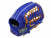 ZETT Pro Model SP 13 inch Royal Baseball Softball Outfielder Glove