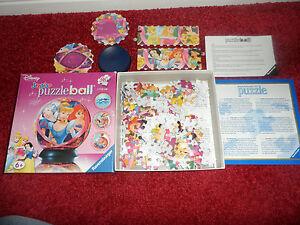 Ravensburger My Disney Princesses Junior puzzleball 96, 12cm, 113095