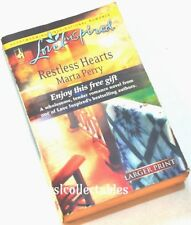 (TSL) *PB* LOVE INSPIRED: RESTLESS HEARTS, The Flannagans by Marta Perry