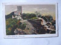 Ansichtskarte Trifels bei Anweiler um 1910??