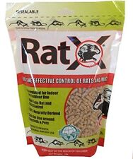 Ecoclear Products RatX 620102 All-Natural Non-Toxic Rat and Mouse Killer Pellets