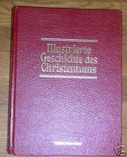 German Book Illustrierte Geschichte des Christentums