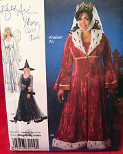 Simplicity 2818 QUEEN FAIRY ANGEL WITCH Costume Sz 18W-24W Sewing Pattern