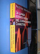 MARKARIS PETROS - LA LUNGA NOTTE DEL COMMISSARIO CHARITOS  - MONDO LIBRI -