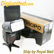 Triopo TR-980 TTL Flash Speedlite TR980N for Nikon Camera D600 D800 D7100 SB-900
