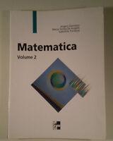 C321 MATEMATICA VOLUME 2 DAMIANO DE ANGELIS TORRAZZA MCGRAW HILL 1998