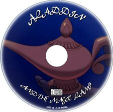 ALADDIN AND THE MAGIC LAMP AUDIO CD GREAT CLASSIC AUDIOBOOK CHILDRENS NOVEL NEW