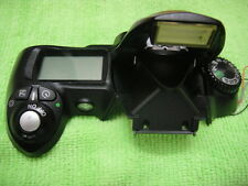 GENUINE NIKON D50 TOP COVER WITH FLASH REPAIR PARTS