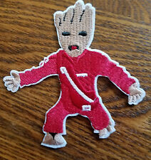 Guardians Of The Galaxy Groot Embroidered patch 4 inches tall
