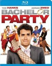Bachelor Party 0024543873136 With Tom Hanks Blu-ray Region a