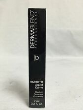 Dermablend Professional Smooth Liquid Camo Concealer Fair 0.2 Oz / 7 ml