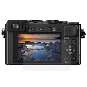 For Panasonic DMC-LX100 Camera, 9H HD Tempered Glass Screen Protector Flim