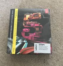 Adobe Creative Suite CS5 Master Collection for Windows, Sealed