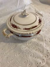 Johnson Brothers GUILDFORD Old English Sugar Bowl with Lid Made in England