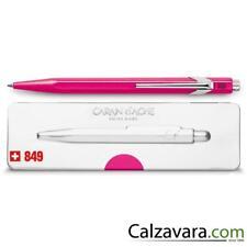 Caran d'Ache 849 Kugel POPLINE BALLPOINT pen mit box - Lila fluo